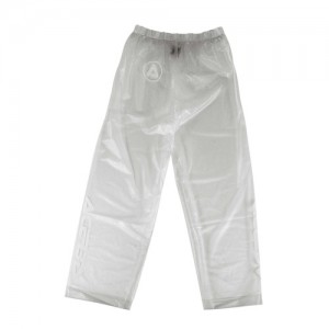 WATERPROOF PANTS OFFROAD - CLEAR