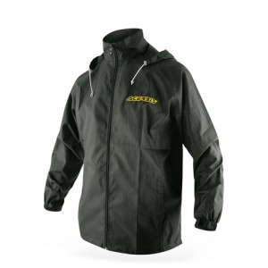 CORPORATE RAIN JACKET - BLACK