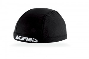 UNDER HELMET CAP - BLACK