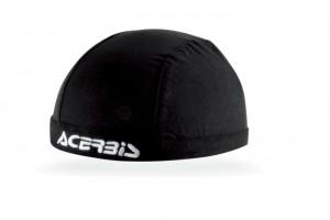 UNDER HELMET CAP - BLACK