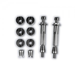 STANDARD MOUNTING KIT FOR DUAL ROAD 0013046.