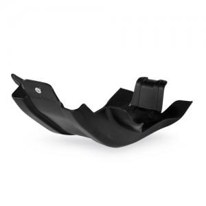 SKID PLATE KTM 350 SXF 10 - SKID PLATE KTM 250 13-15 + 350 SXF 11-15 + HVA FC 250/350 14-15 - BLACK