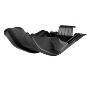 SKID PLATE KTM 450/500 EXC (12) + HVA 450 FE 14/16 + FC 14/15 - BLACK