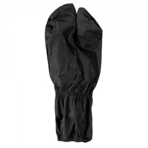 COVER GLOVE RAIN LOGO - BLACK