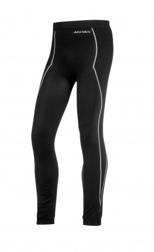 Tecnical underwear PANTS - BLACK - Tecnical underwear LONG PANTS - BLACK