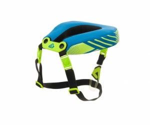 STABILAZING COLLER 2.0 JUNIOR - FLO YELLOW/BLUE