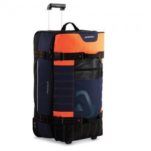 X-TRIP BAGS 105 LITER - ORANGE/BLUE