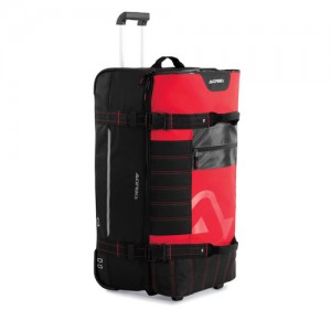 X-TRIP BAGS 105 LITER - BLACK/RED