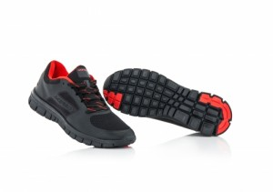 CORPORATE RUNNING SHOES - BLACK