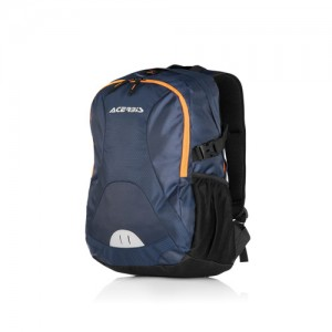 PROFILE BACKPACK - ORANGE/BLUE