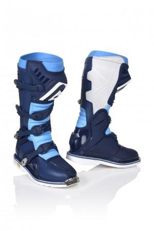 BOOTS X-PRO V - BLUE/WHITE