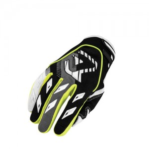 MX 1 OFF ROAD GLOVES - BLACK