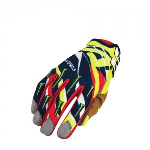MX 2 OFF ROAD GLOVES - BLUE/RED