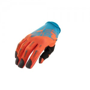 MX 2 OFF ROAD GLOVES - BLUE/ORANGE
