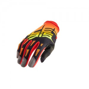MX 2 OFF ROAD GLOVES - BLACK/ORANGE