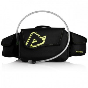 DROMY DRINK WAIST PACK - BLACK/YELLOW