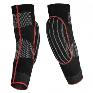 ELBOW GUARD X-FIT - BLACK - ONE SIZE
