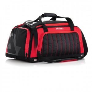 PROFILE BAG - BLACK/RED