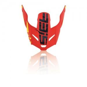 Visor Profile 3,0 - RED/BLACK