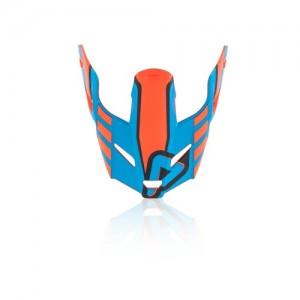 Visor Profile 3,0 - ORANGE/BLUE