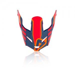 Visor Profile 3,0 - RED/BLUE