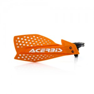 HANDGUARDS ULTIMATE - ORANGE/WHITE