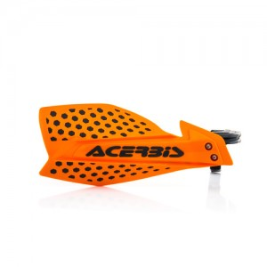 HANDGUARDS ULTIMATE - ORANGE/BLACK