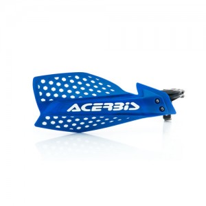 HANDGUARDS ULTIMATE - BLUE/WHITE