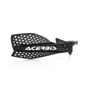 HANDGUARDS ULTIMATE - BLACK/WHITE