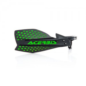 HANDGUARDS ULTIMATE - BLACK/GREEN