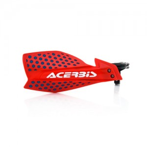HANDGUARDS ULTIMATE - RED/BLUE