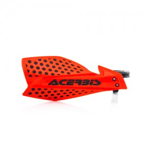 HANDGUARDS ULTIMATE - RED/BLACK