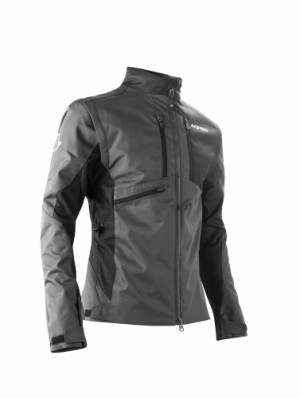 ENDURO-ONE JACKETS - BLACK/GREY