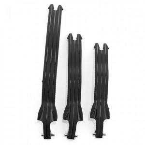 STRAPS SET ADVENTURE BOOTS - BLACK