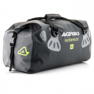 NO WATER BAG HORIZONTAL - BLACK/GREY - ONE SIZE