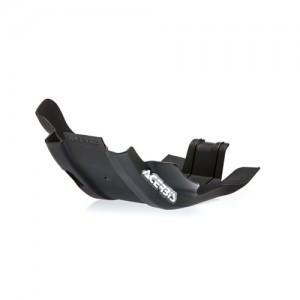 SKID PLATE KTM SX250 17/18 + HUSQVARNA TC25017/18 – BLACK