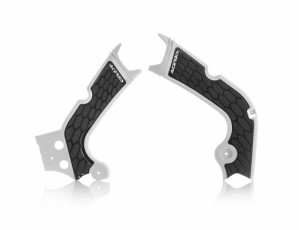FRAME PROTECTOR X-GRIP CRF450R 2017 - WHITE