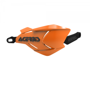 HANDGUARDS X-FACTORY - ORANGE/BLACK