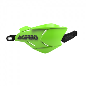HANDGUARDS X-FACTORY - GREEN/BLACK
