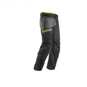 PANTS ENDURO-ONE BAGGY - BLACK/YELLOW