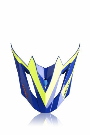 VISOR PROFILE 4.0 - ORANGE/YELLLOW