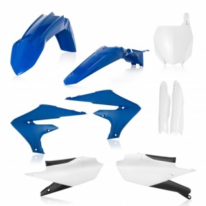 FULL KIT PLASTIC YZF450 2018 - STANDARD 18