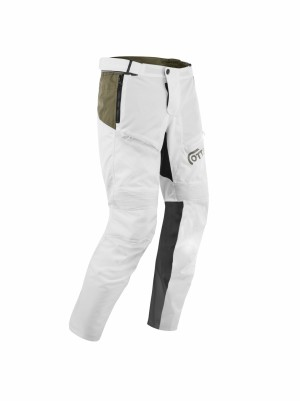 OTTANO ADVENTURING  PANTS - WHITE