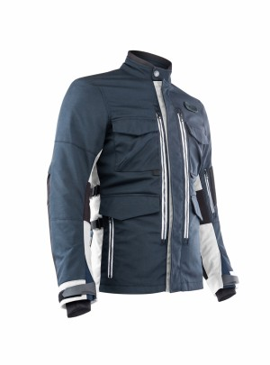 OTTANO ADVENTURING JACKET - BLUE