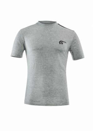 T-SHIRTS LOGO - GREY