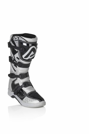 BOOTS X-TEAM - SILVER/WHITE