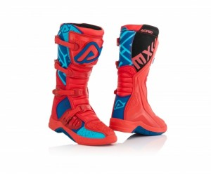 BOOTS X-TEAM - BLUE/RED