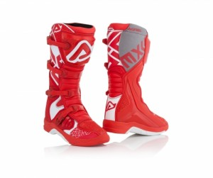 BOOTS X-TEAM - RED/WHITE