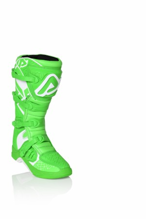 BOOTS X-TEAM - GREEN/WHITE