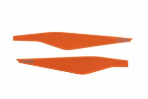 X-GUARDS FOR KTM + HUSQVARNA - ORANGE